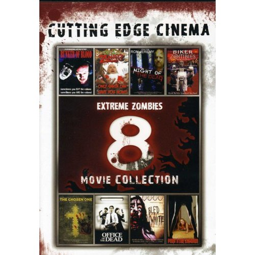 Extreme Zombies: 8 Movies Collection
