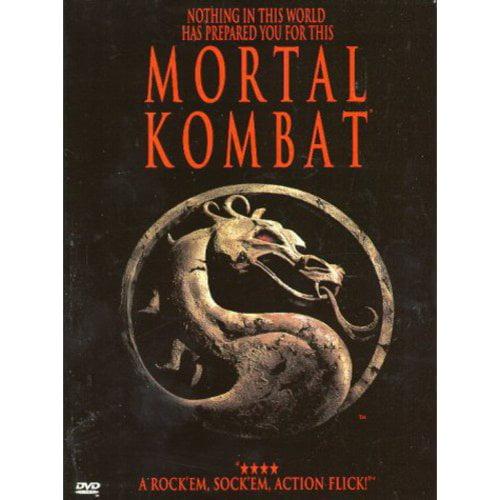 MORTAL KOMBAT (DVD/MOVIE/ST/TRAILER)