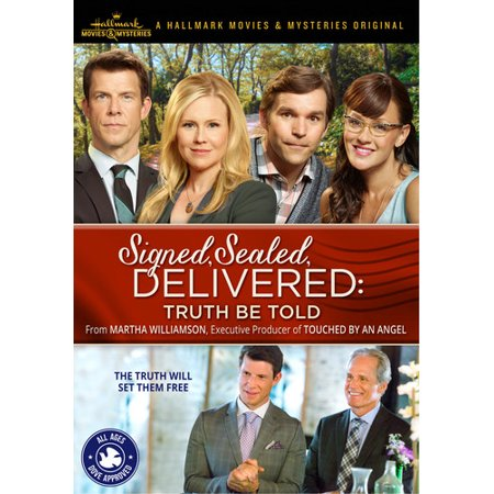 Signed, Sealed, Delivered: Truth Be Told (DVD)