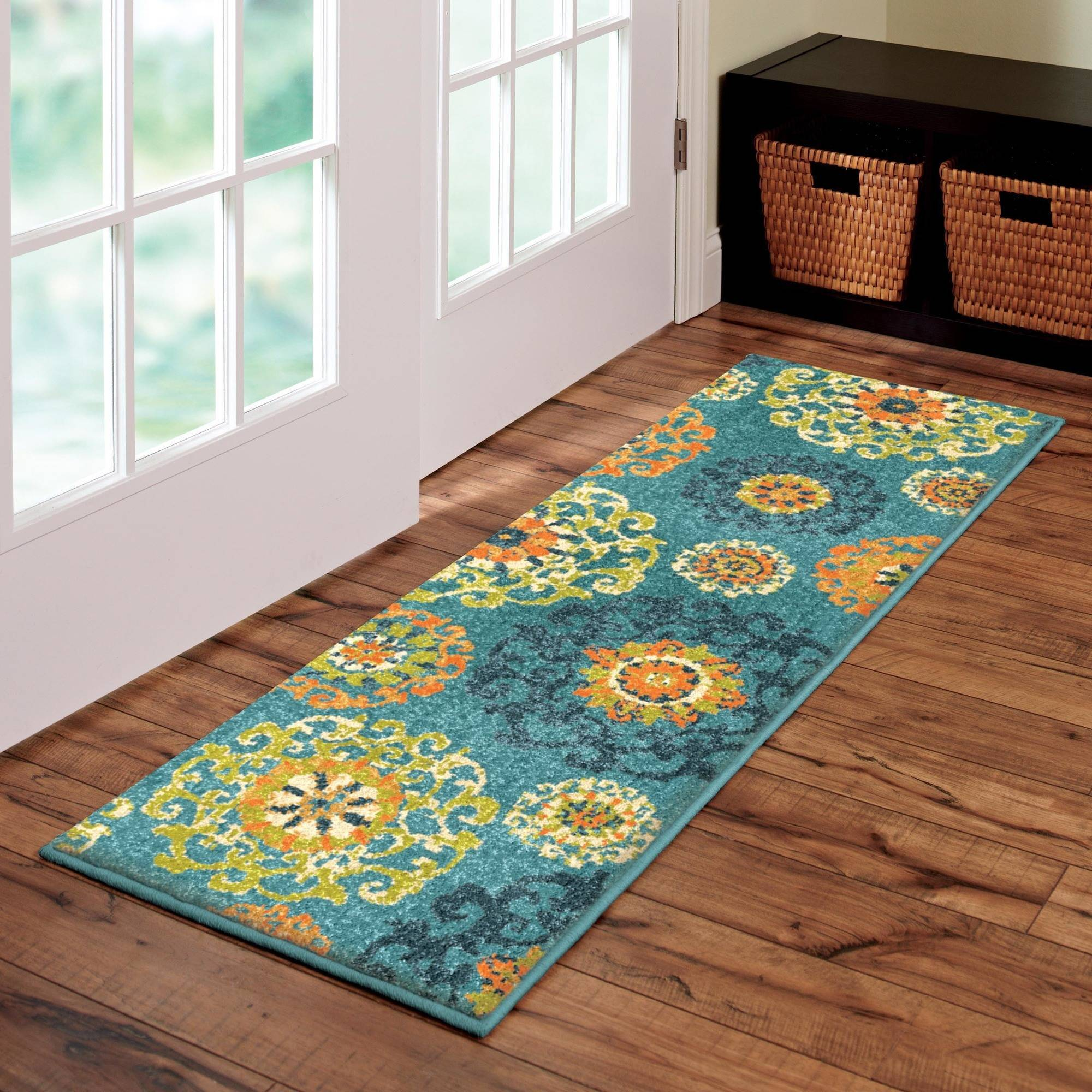 Better Homes and Gardens Suzani Area Rug or Runner by Orian Rugs