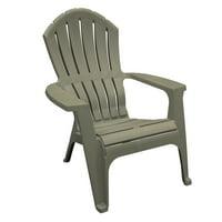 Adams USA RealComfort Adirondack Chair, Multiple Colors