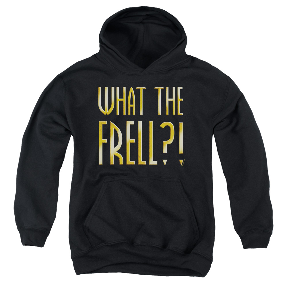 Farscape What The Frell Big Boys Pullover Hoodie