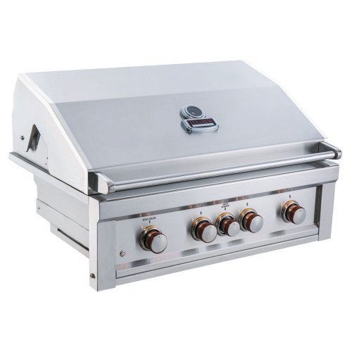 Sunstone Ruby 4BIR 4 Burner Built In Gas Grill