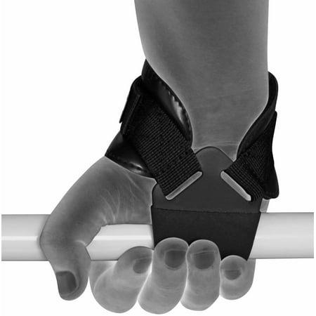 LIVEDITOR Auth Gewichtheben Griff Training Gym Strap Handschuhe Handgelenkschutz Bar D - image 4 de 7