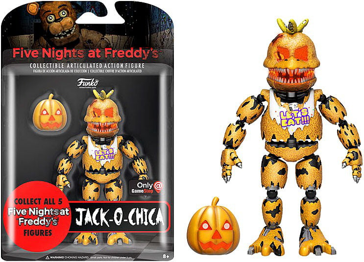 Funko Five Nights at Freddy's 4 Figure Pack (Set 2), 2-Inch