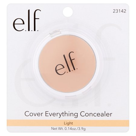 E L F  Cover Everything Concealer  Light  0 141 Oz