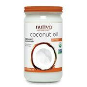 Nutiva Organic Refined Coconut Oil, 23 Fl Oz
