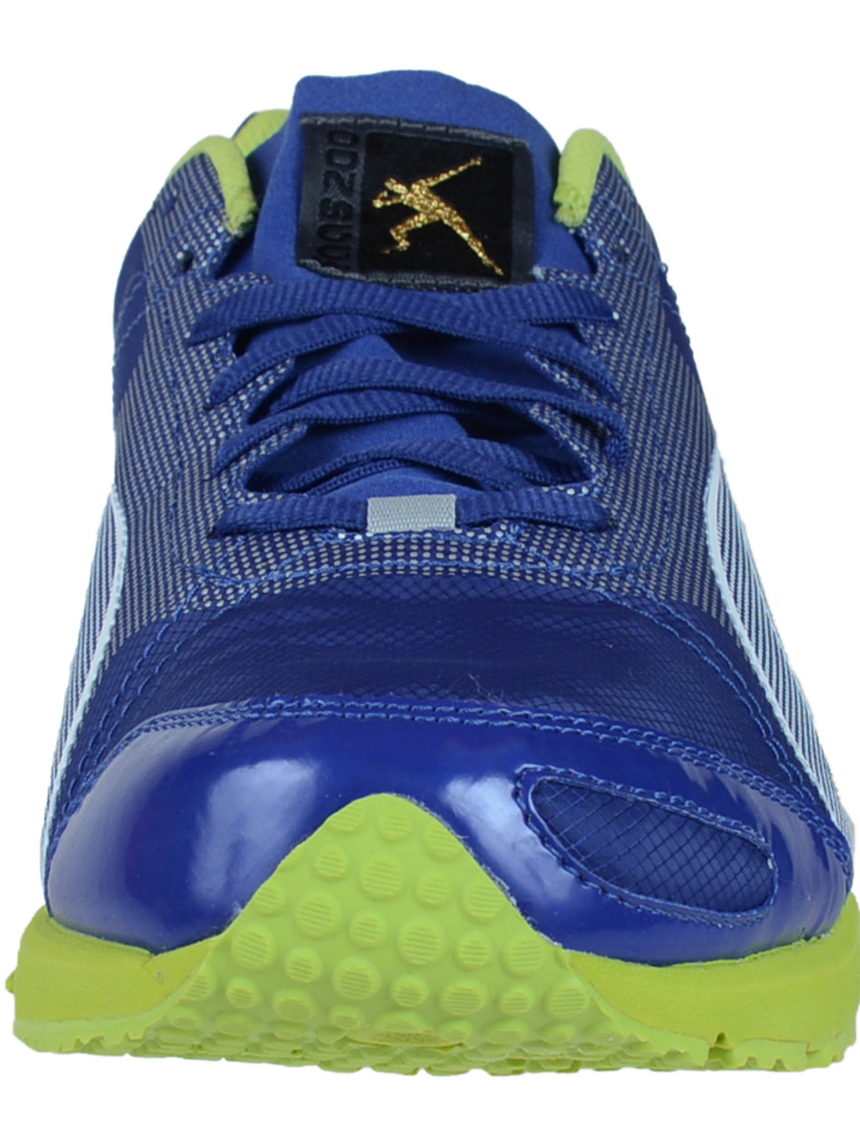 PUMA BOLT FAAS 200 RUNNING SHOES MAZARINE BLUE WHITE LIME PUNCH 185679 05