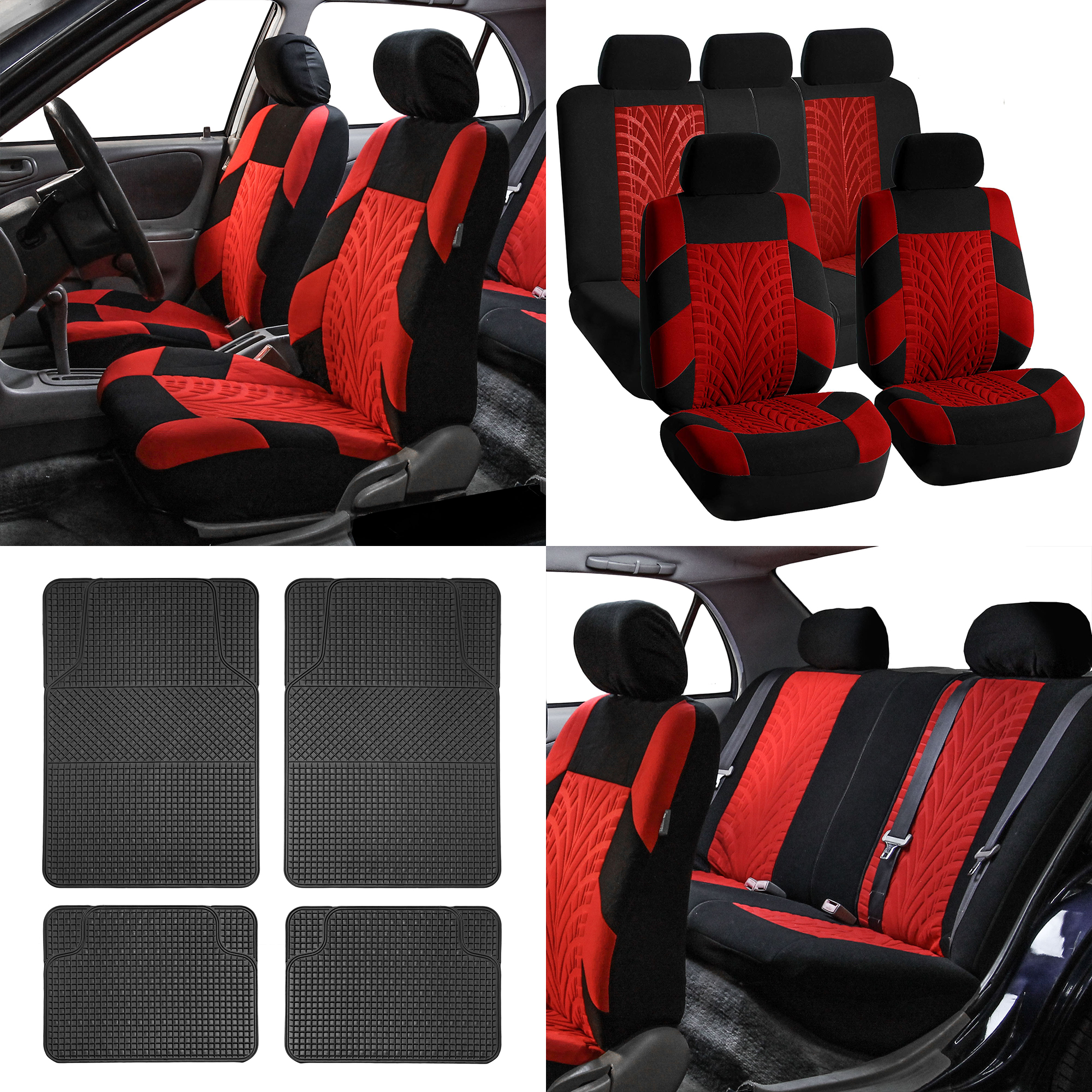 Fh Travel Master Car Seat Covers For Auto Full Auto Seat