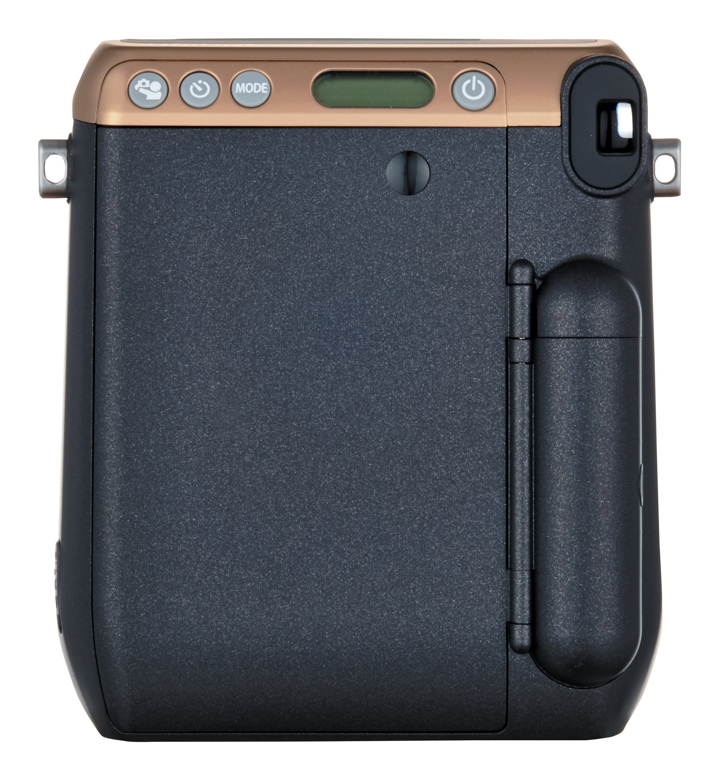 Fuji 16513920 Instax Mini 70 Stardust Gold Perp Higher Quality IMages Selfie Mode by Fujifilm