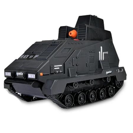 Black Ops Seek & Destroy Battle RC Tanks with 90 FPS Turret Remote Control
