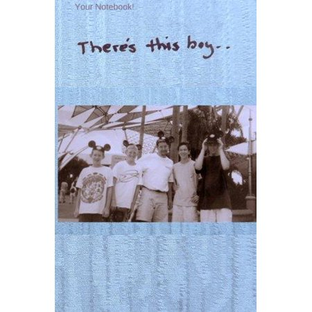 Story Writing Prompts - Your Notebook! There's This Boy..: And He's.. a Writing Prompt Journal Where You Finish the Story