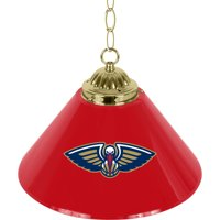 NBA New Orleans Pelicans Single Shade Bar Lamp