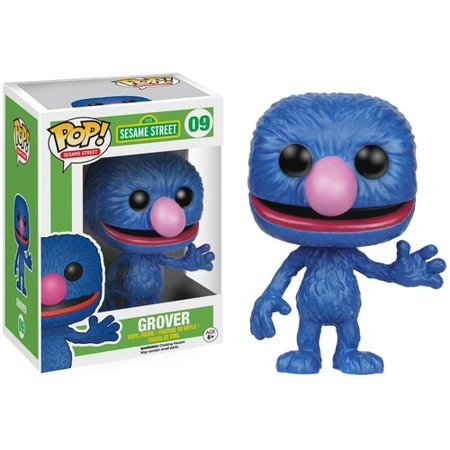 FUNKO POP! TELEVISION: SESAME STREET - GROVER (Grover Toy)