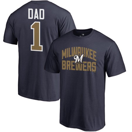Milwaukee Brewers 2018 Father