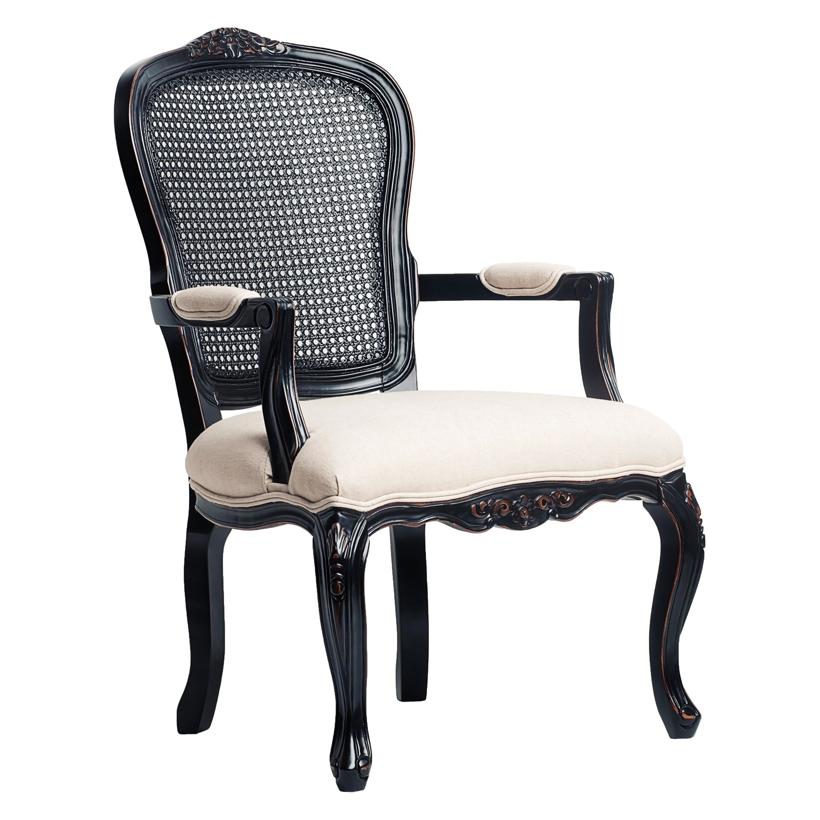 Comfort Pointe Anna Carved Chair