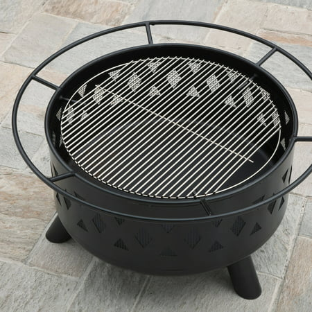 Better Homes And Gardens 28 Lattice Heavy Duty Fire Pit