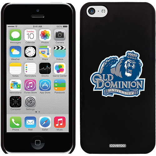 ODU Big Blue Design on iPhone 5c Thinshield Snap-On Case by Coveroo