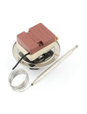 l 39 interrupteur contr le temp rature r glable nc 30 85 degr celsius thermostat. Black Bedroom Furniture Sets. Home Design Ideas