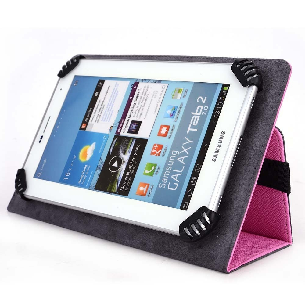 "HP SLATE 7 4600 7"" Tablet Case - UniGrip Edition - PINK"