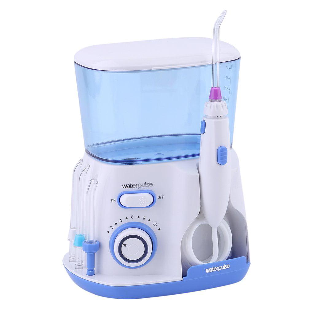 Waterpulse Health Dental Flosser Oral Irrigator Water Floss Teeth Care Tool