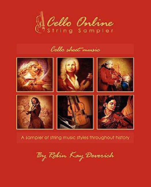 Cello Online String Sampler Cello SHeet Music by