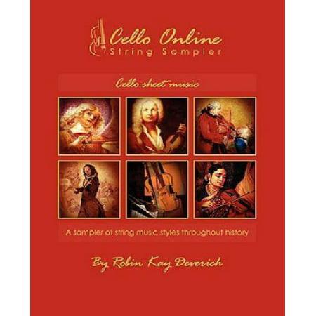 Cello Online String Sampler Cello Sheet Music