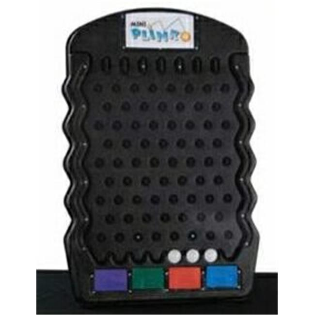 Games People Play 80004 Mini Black Plinko 3