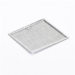 GE WB02X11534 Microwave Oven Aluminum Grease Mesh - Ge Microwave Grease Filter
