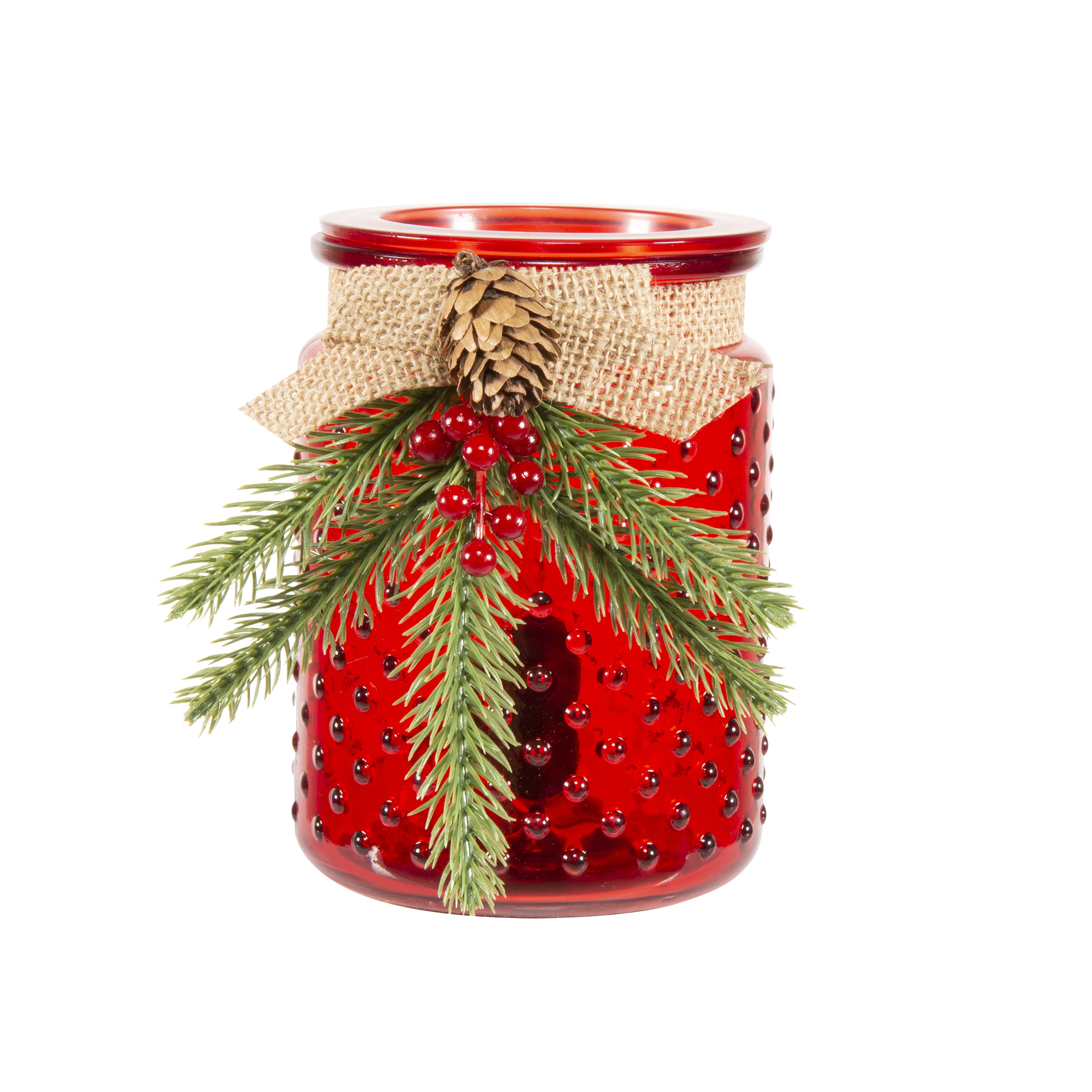 Better Homes & Gardens Full Size Wax Warmer, Holiday Hobnail