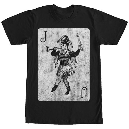 Joker Shirts (Men's Joker Card T-Shirt)