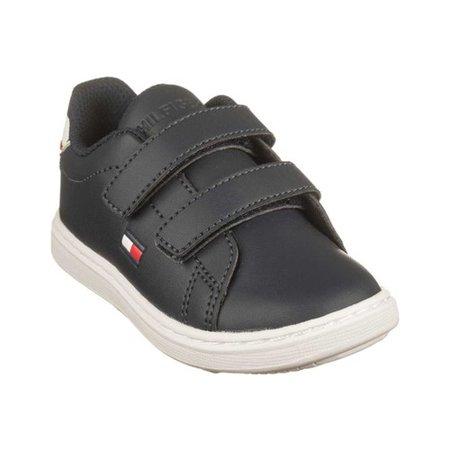 538d685d Tommy Hilfiger - Infant Tommy Hilfiger Iconic Court Alt Sneaker Toddler -  Walmart.com