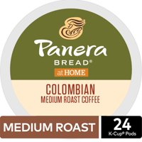 Panera Bread Colombian Coffee, Keurig K-Cup Pod, Medium Roast, 24ct