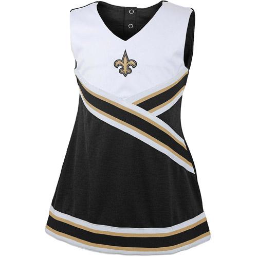 NFL Girls' New Orleans Saints Cheerleader