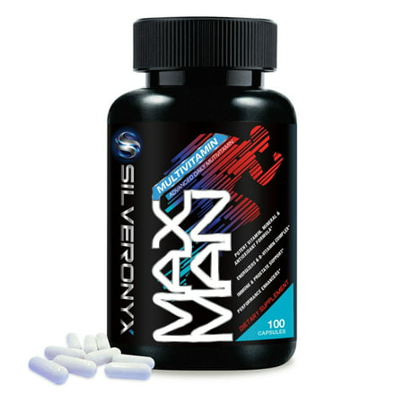 Best Multivitamin For Men >> Multivitamin For Men Max Potency Vitamins A C D E B1 B2 B3 B5 B6 B12 Palmetto Zinc Selenium Calcium Lutein Supports Energy Stress Heart