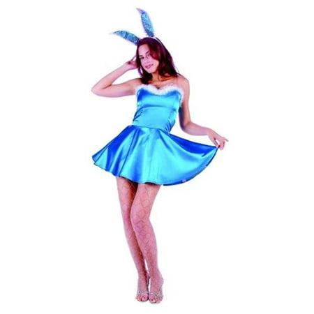 Honey Bunny Costume - Size Adult Medium 6-8 - Honey Bunny Costume