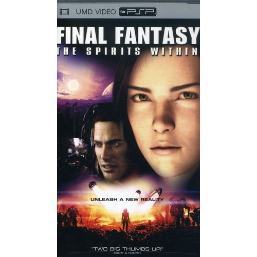 Final Fantasy: The Spirits Within (UMD) by