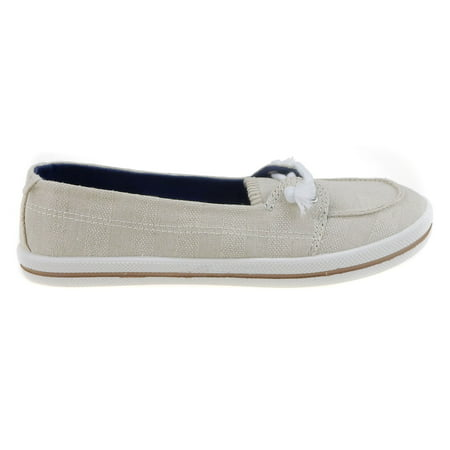 Time And Tru Womens Casual Boat Shoe