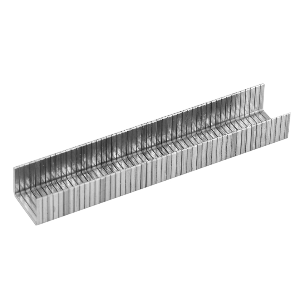 Ashata 1000pcs Stainless Steel Staples Nails Fasteners for Handheld Staple Gun Stapler, Stainless Steel... by