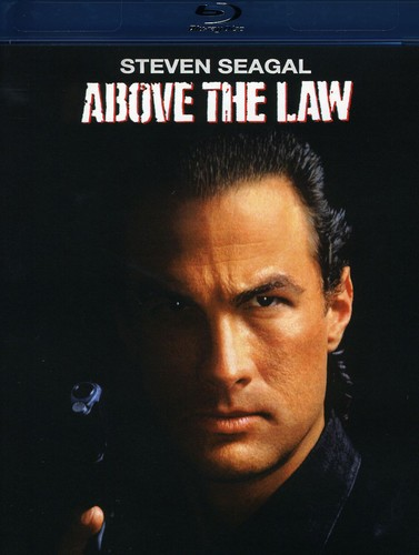 Above The Law (Blu-ray) by WARNER HOME ENTERTAINMENT