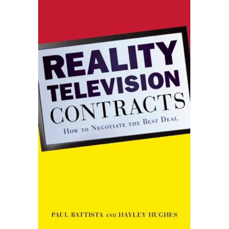 Reality Television Contracts  How To Negotiate The Best Deal