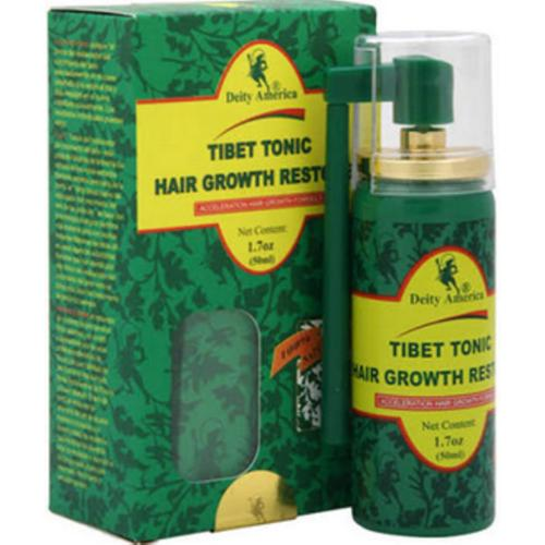 Deity America Tonic Hair Growth Restorer, 1.7 oz (Pack of 6)