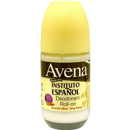 Avena Roll On Deodorant 2.5 Fo