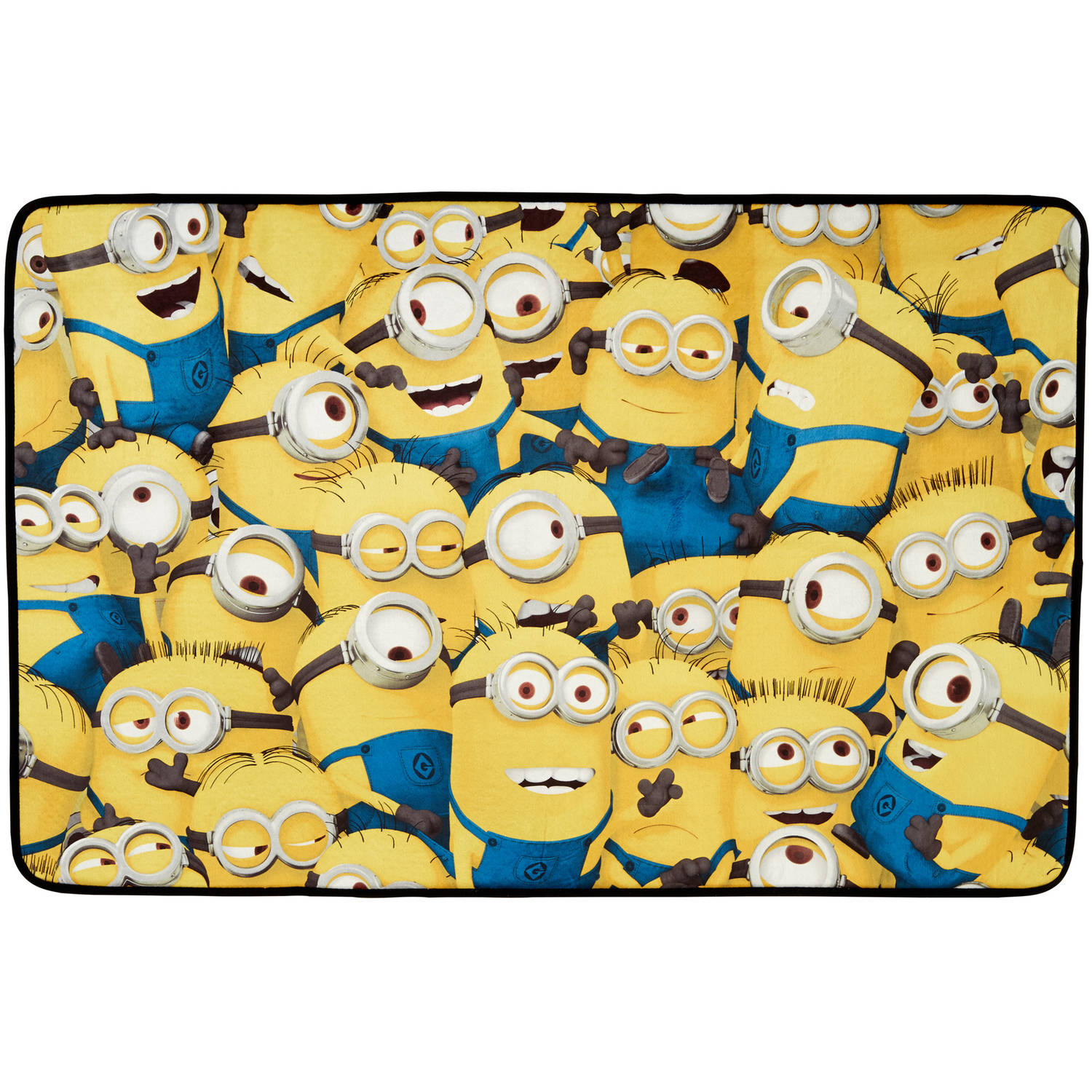 "Minions ""In Your Face"" Kids Accent Rug, 30"" x 46"""