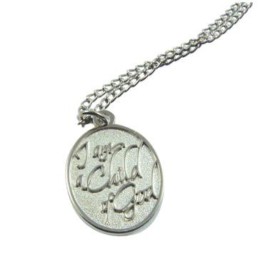 Child of God Necklace - Armor Of God Necklace