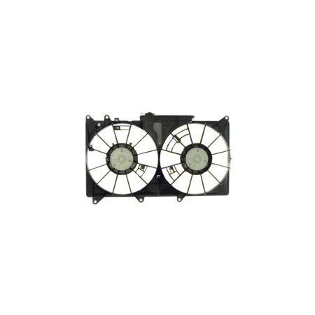 (Replacement Cooling Fan Shroud For 01-04 Lexus IS300 1671146350)