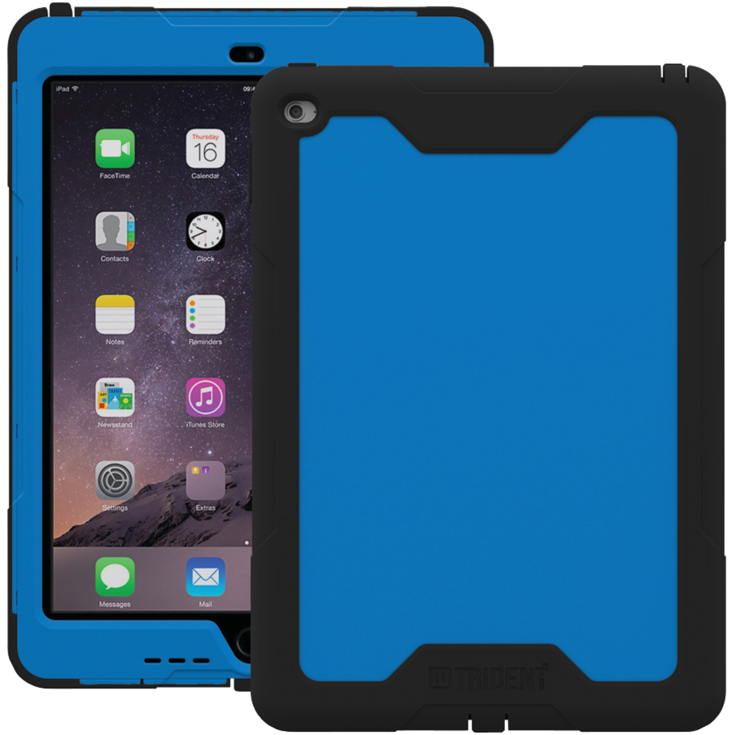 Trident Case CY-APIPA2-BL000 Cyclops Series Case for iPad Air 2