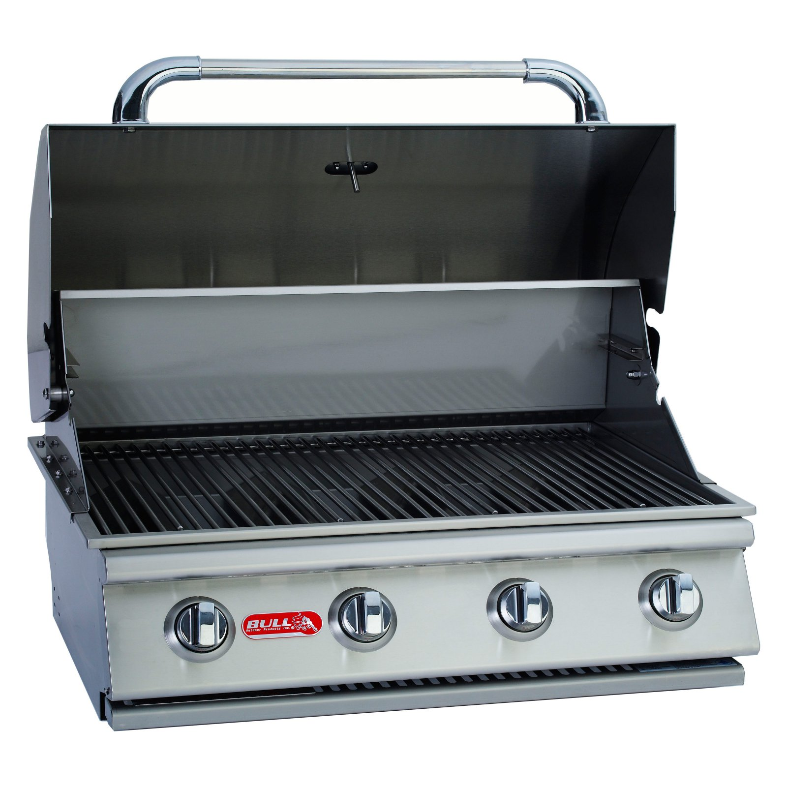 Bull Outlaw 4 Burner Built-In Gas Grill