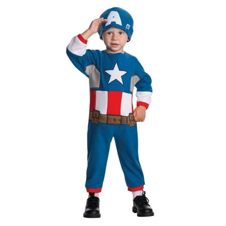 Halloween Captain America Infant/Toddler Costume](Abc Halloween Marathon)