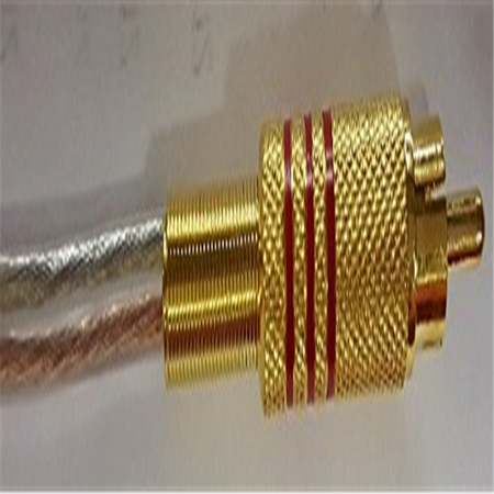 Rca Phono Lead - Gold Plated Metal RCA (PHONO) Red to Open 16 awg Speaker Wire Leads (Heavy Duty 16 Gauge) 30 Foot